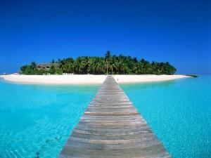 Maldives-lune de miel