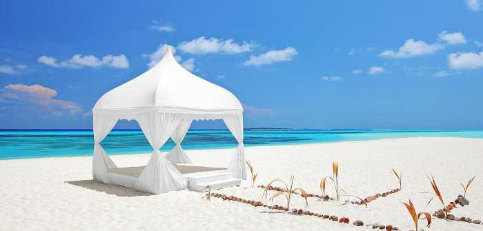 maldives plage de reve